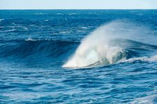 Free Wave In La Palma Stock Images - 18138334