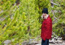 Free Girl On Trail Stock Photos - 18138403