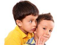 Free Children Royalty Free Stock Photos - 18138498
