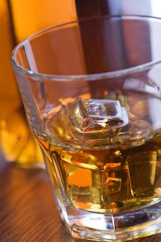 Free Whiskey Royalty Free Stock Photography - 18139467