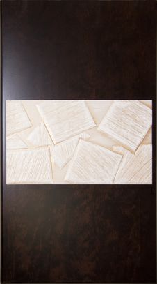 Wood Block For Decoration And Interiors Royalty Free Stock Image