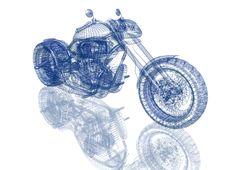 Free 3d Model Bike Stock Images - 18139584