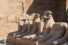 Free Temple Of Karnak Stock Photos - 18140273