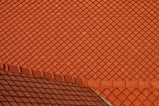 Free Pattern Of  Roof Stock Photo - 18140570