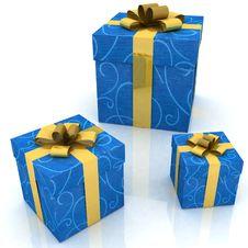 Free Gift Stock Image - 18143631