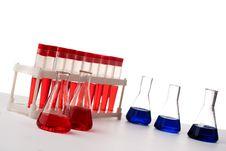 Lab Equipment. Royalty Free Stock Photos