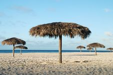 Free Relax On Cuba Royalty Free Stock Photos - 18144388