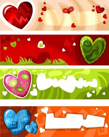 Free Valentine Card Royalty Free Stock Image - 18145056
