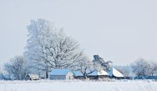 Free Winter Landscape Stock Photos - 18145563
