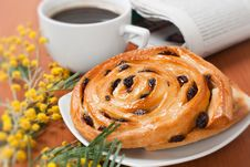 Free Continental Breakfast Royalty Free Stock Photo - 18146175