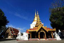 Free Wat Prakaew Don Tao. Royalty Free Stock Images - 18147239