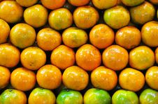 Free Orange Fruit Royalty Free Stock Photography - 18148257
