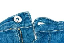 Free Blue Jeans Stock Photos - 18148623