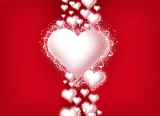 Free Red Heart Stock Photo - 18149170