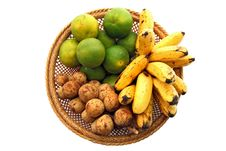 Tropical Thai Fruit Stock Image
