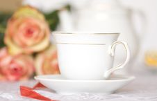 Free Tea With Surprise Stock Photography - 18149862