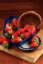 Free Strawberries Royalty Free Stock Photo - 18152525
