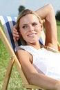 Free Enjoying Summer Stock Images - 18154834