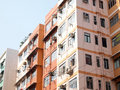 Free Hong Kong Apartments Stock Photography - 18156432