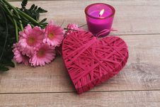 Free Romantic Decoration Stock Photos - 18150083