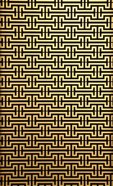 Free Wall Pattern On Yellow Brick Stock Images - 18150094