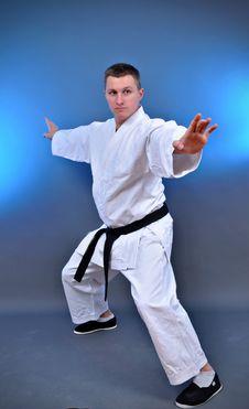 Free Karate Royalty Free Stock Photos - 18150198