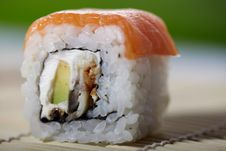 Free Asian Maki Sushi Stock Images - 18151904