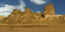 Free View On The Hill Sphinx In Timna Park, Israel Royalty Free Stock Photography - 18152017