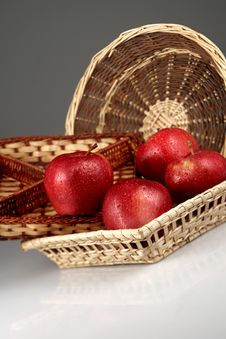 Free Red Apple Stock Photography - 18152822