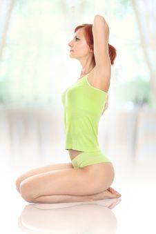 Free Gymnastics 1 Stock Images - 18153234