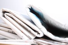 Free Newspaper Stock Photos - 18153393