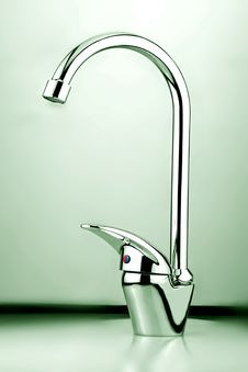 Free Faucet Royalty Free Stock Image - 18153706