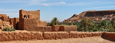 Free Kasbah Stock Photography - 18154082
