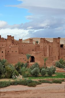 Free Kasbah Stock Photography - 18154192