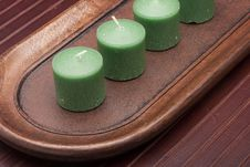 Aromatherapy SPA Salons Stock Images