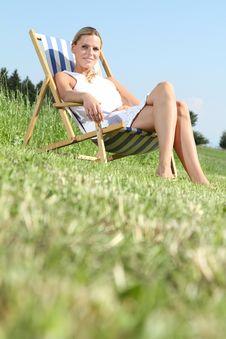 Free Summer Holiday Royalty Free Stock Photo - 18154815