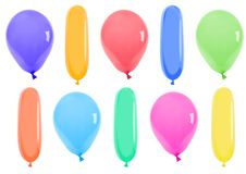 Free Balloons Royalty Free Stock Images - 18155249