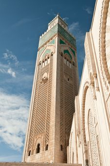 Free Side View Of Mosque Royalty Free Stock Photo - 18155355
