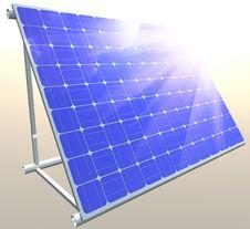 Alternative Sources Of Energy Royalty Free Stock Photos