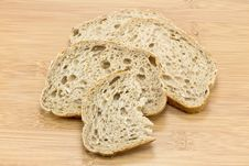 Free Sliced Bread Royalty Free Stock Photography - 18155577