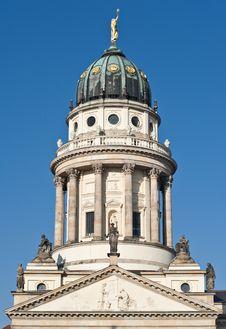 Free Gendarmenmarkt Berlin Stock Images - 18155644
