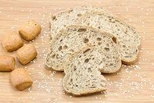 Free Sliced Bread Stock Photo - 18155690