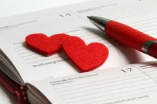 St Valentine S Day Stock Photography