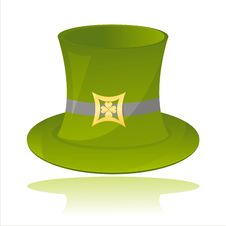Free St. Patrick S Day Hat Royalty Free Stock Images - 18155929
