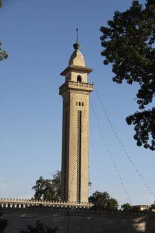 Free Minaret Royalty Free Stock Image - 18156816