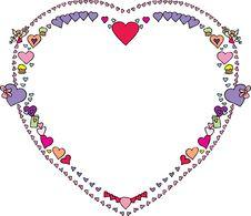 Free Heart Shape Stock Photo - 18157920