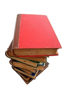 Free Old Books Royalty Free Stock Photos - 18157968