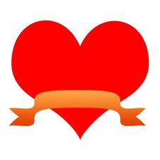 Free Heart Stock Image - 18158631