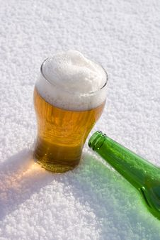 Free Beer Royalty Free Stock Photography - 18159437