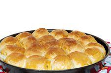 Unleavened Wheat Cake.